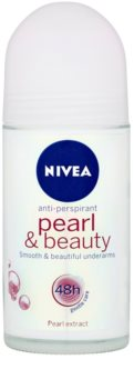 Nivea Pearl & Beauty roll-on antibacteriano