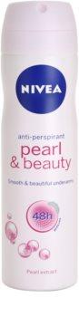 Nivea Pearl & Beauty Antiperspirant In Spray