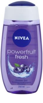 Nivea Powerfruit Fresh гель для душу