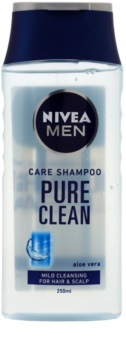 Nivea Men Pure Clean shampoing pour cheveux normaux