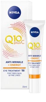 Nivea Q10 Plus C oční péče proti vráskám