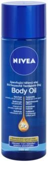 Nivea Q10 Plus spevňujúci telový olej pre všetky typy pokožky
