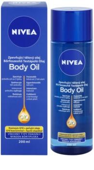 Nivea Q10 Plus зміцнююча олійка для тіла для всіх типів шкіри