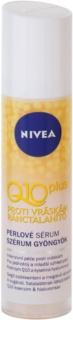 Nivea Q10 Plus gladilni serum za obraz proti gubam