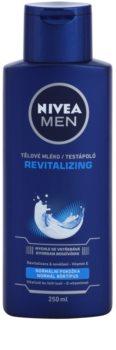 Nivea Men Revitalizing lapte de corp pentru barbati