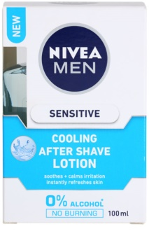 Nivea Men Sensitive Aftershave Water For Sensitive Skin