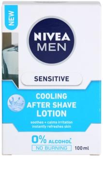 Nivea Men Sensitive voda po holení pre citlivú pleť