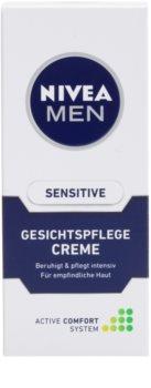 Nivea Men Sensitive die beruhigende Creme für empfindliche Haut