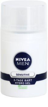 Nivea Men Sensitive gel pentru fata pentru barbati