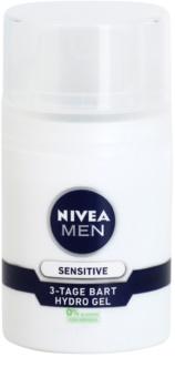 Nivea Men Sensitive Gezichtsgel  voor Mannen