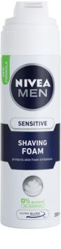 Nivea Men Sensitive espuma de barbear