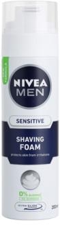 Nivea Men Sensitive borotválkozási hab