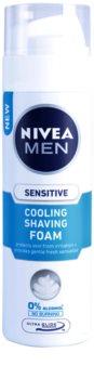 Nivea Men Sensitive pjena za brijanje sa učinkom hlađenja