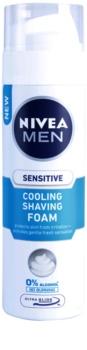 Nivea Men Sensitive Rasierschaum mit kühlender Wirkung
