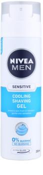 Nivea Men Sensitive Shaving Gel with Cooling Effect