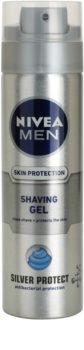 Nivea Men Silver Protect gél na holenie