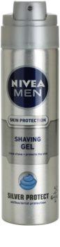 Nivea Men Silver Protect gel za britje