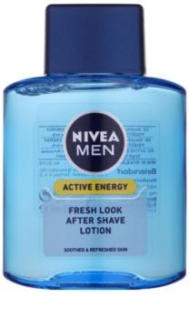 Nivea Men Skin Energy loción after shave