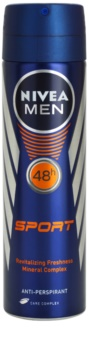 Nivea Men Sport antitranspirante em spray