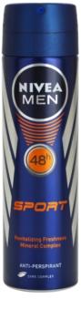 Nivea Men Sport antitranspirantes em spray