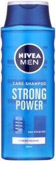 Nivea Men Strong Power Energising Shampoo