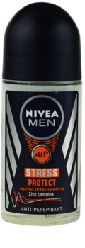 Nivea Men Stress Protect antitranspirante roll-on para hombre
