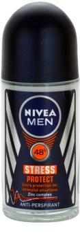 Nivea Men Stress Protect antyperspirant roll-on dla mężczyzn