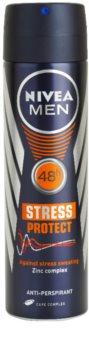 Nivea Men Stress Protect Antiperspirant Spray For Men