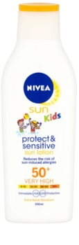 Nivea Sun Kids detské mlieko na opaľovanie SPF 50+