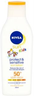 Nivea Sun Kids Kinder Zonnebrandmelk  SPF 50+