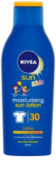 Nivea Sun Kids дитяче молочко для засмаги SPF 30