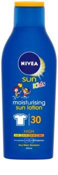 Nivea Sun Kids Bräunungsmilch für Kinder SPF 30