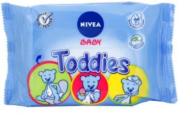 Nivea Baby Toddies servetele pentru curatare pentru copii