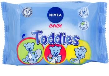 Nivea Baby Toddies toallitas limpiadoras para niños