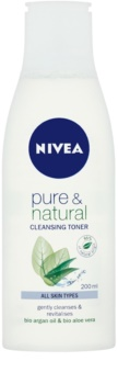 Nivea Visage Pure & Natural Cleansing Facial Water