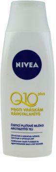 Nivea Visage Q10 Plus leche limpiadora para rostro antiarrugas