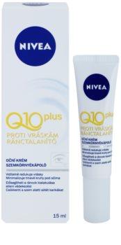 Nivea Visage Q10 Plus crema para contorno de ojos antiarrugas