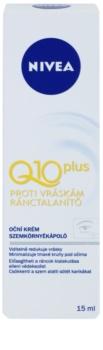 Nivea Visage Q10 Plus oční krém proti vráskám