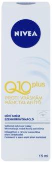 Nivea Visage Q10 Plus očný krém proti vráskam