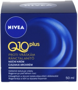 Nivea Visage Q10 Plus Night Cream for All Skin Types