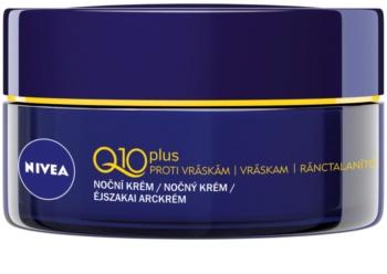 Nivea Visage Q10 Plus нічний крем для всіх типів шкіри