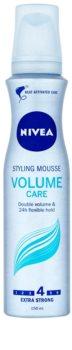 Nivea Volume Sensation pianka do włosów utrwalająca do zwiększenia objętości