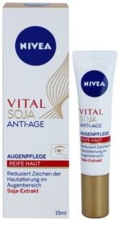 Nivea Visage Vital Multi Active crema para contorno de ojos antiarrugas