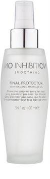 No Inhibition Smoothing ochranný sprej pro tepelnou úpravu vlasů