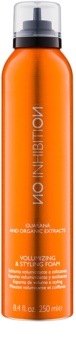 No Inhibition Styling Styling Foam with Volume Effect