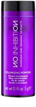 No Inhibition Styling puder matujący nadający objętość do włosów