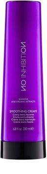 No Inhibition Styling glättende Creme für das Haar