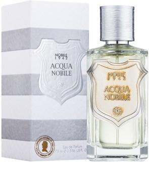 Nobile 1942 Acqua Nobile Eau de Parfum unisex 75 ml