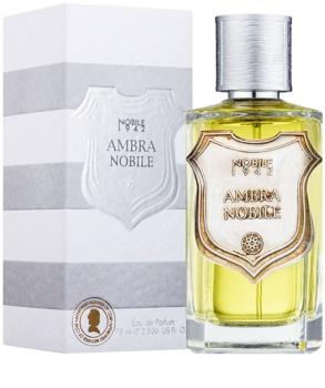 Nobile 1942 Ambra Nobile eau de parfum mixte 75 ml