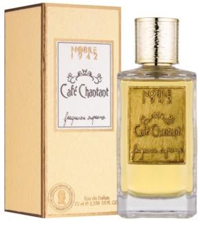 Nobile 1942 Café Chantant parfémovaná voda unisex 75 ml